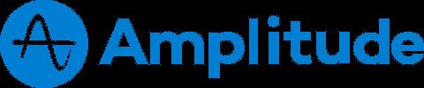 Amplitude transparent logo