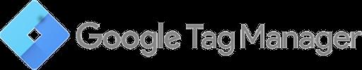 Google Tag Manager transparent logo