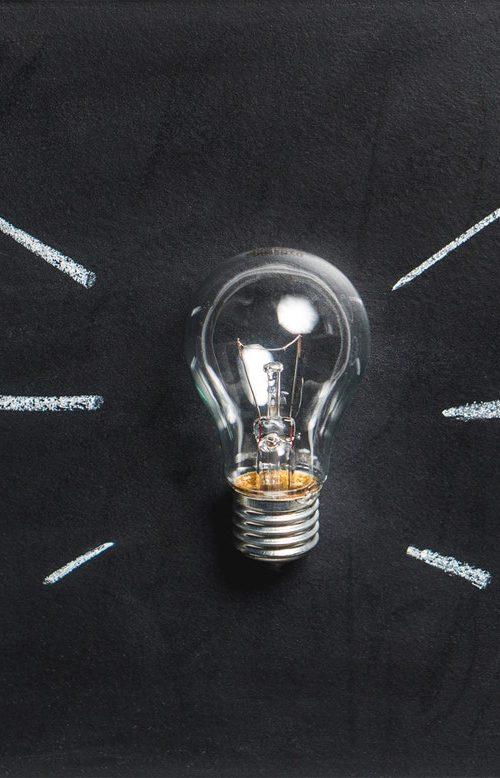 Google analytics guide light bulb moment